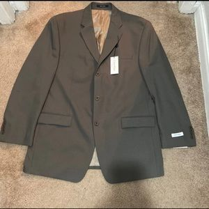 🆕Calvin Klein sports coat NWT 44L